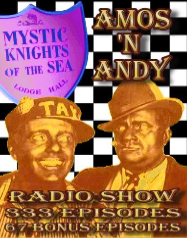 Amos 'n Andy Radio Show 333 + 67 - Click Image to Close